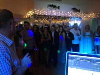 DJ P-Lo in Miami