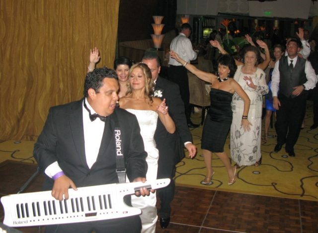 DJ P-LO Wedding Party DJ Asheville-Miami
