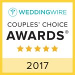 DJ P-LO Wedding Wire Couples Choice Award 2017