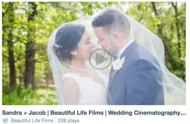 Sandra + Jacob | Beautiful Life Films | Wedding Cinematography