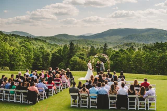 Wedding Ceremony-Champion Hills-Hendersonville NC